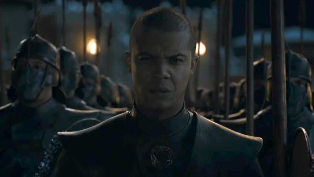 Game of Thrones Grey Worm Atomix