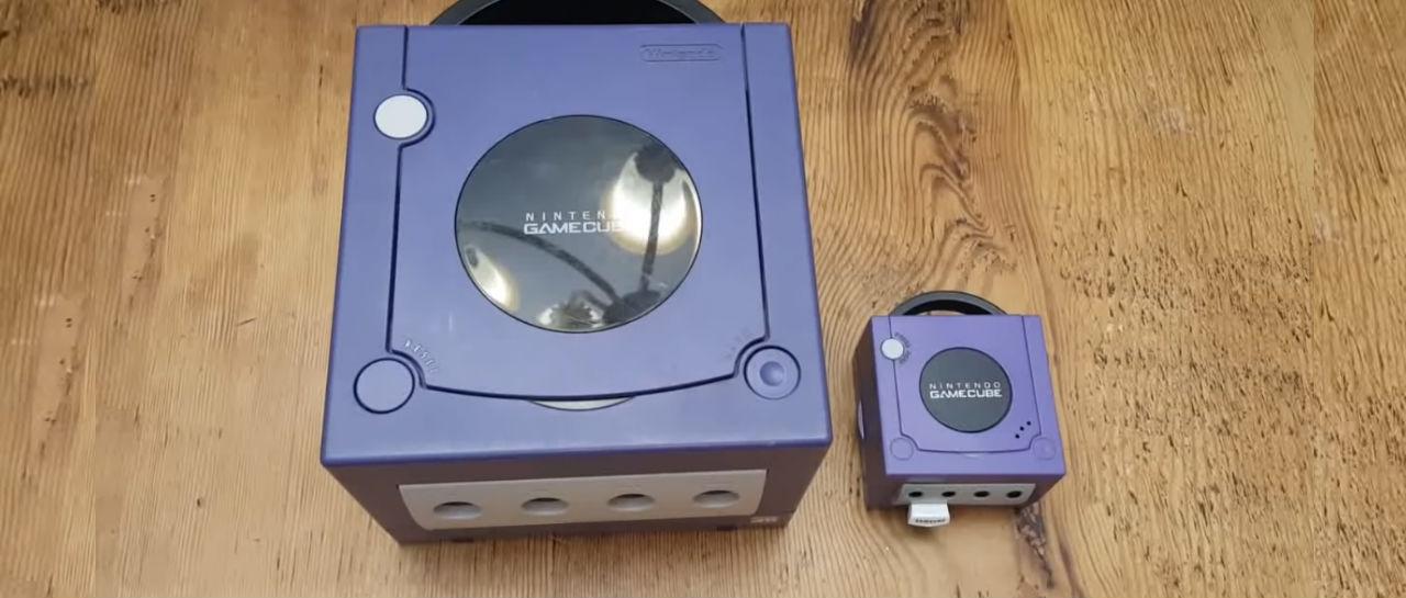 GameCube Mini Atomix