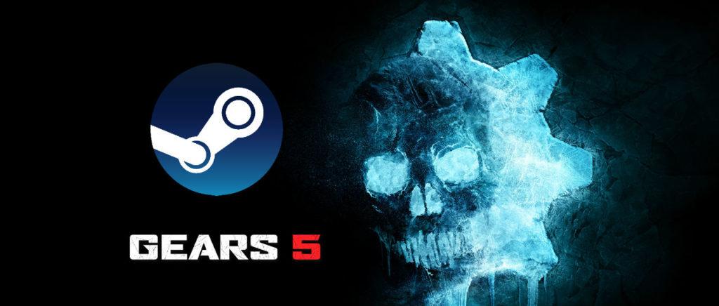 Gears 5 Steam Atomix