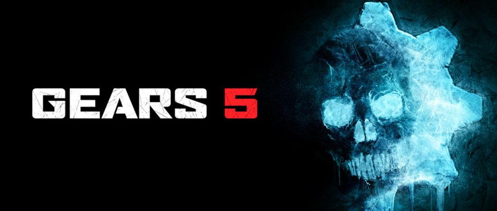 Gears 5 logo Atomix