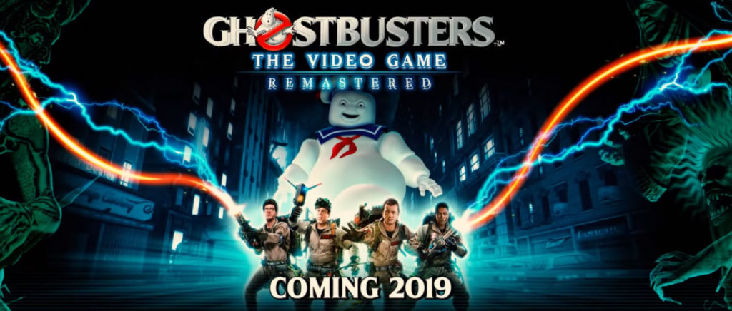 Ghostbusters Remastered anuncio Atomix