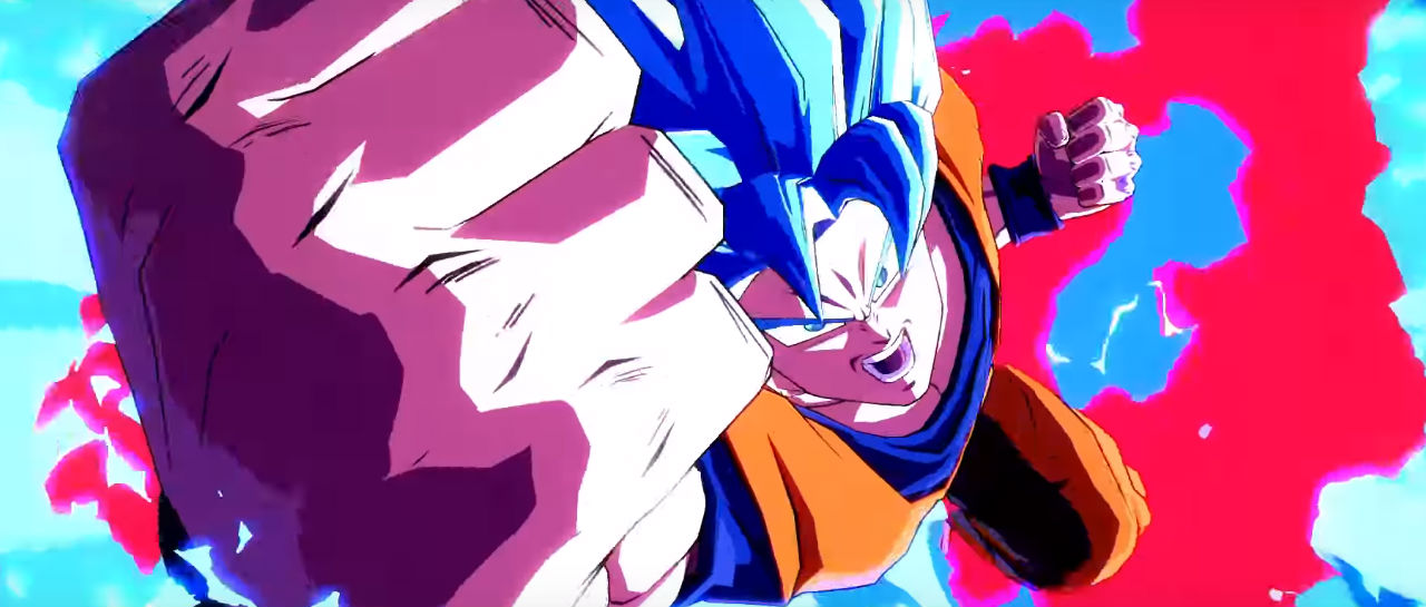 Goku Dragon Ball FighterZ Atomix