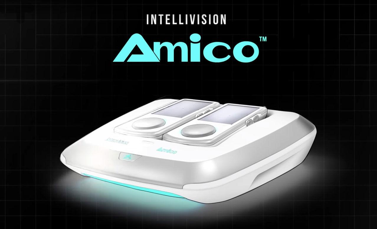 Intellivision Amico Atomix