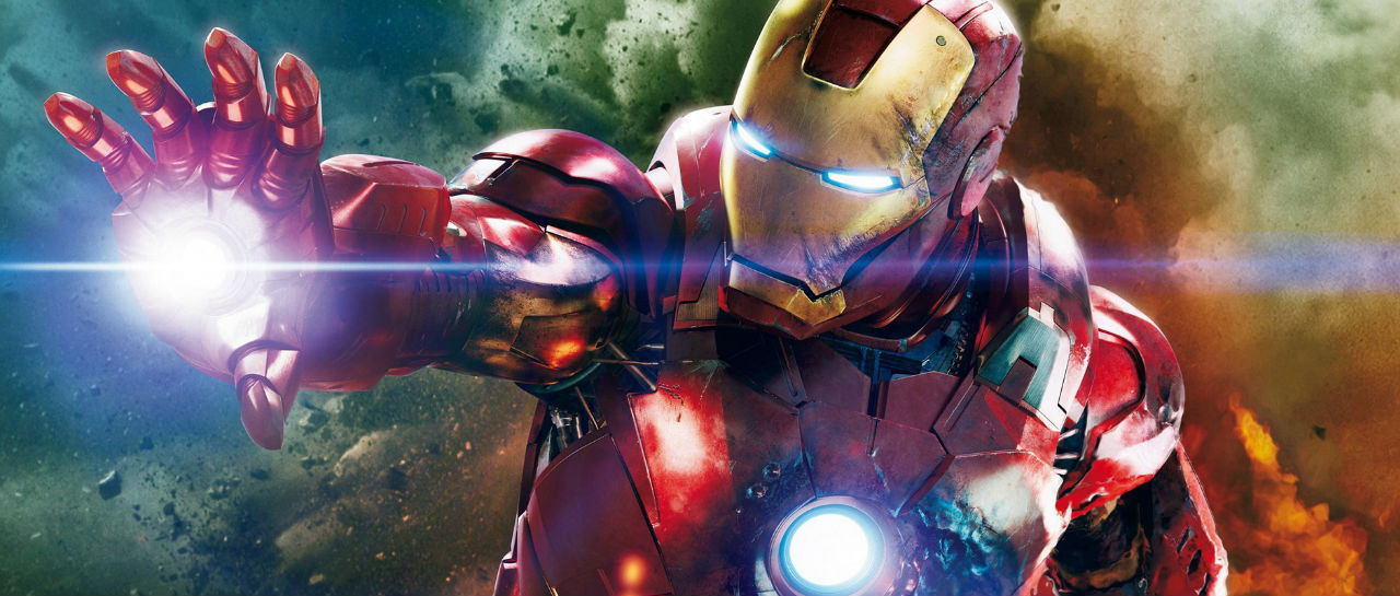 Iron Man 3 Atomix