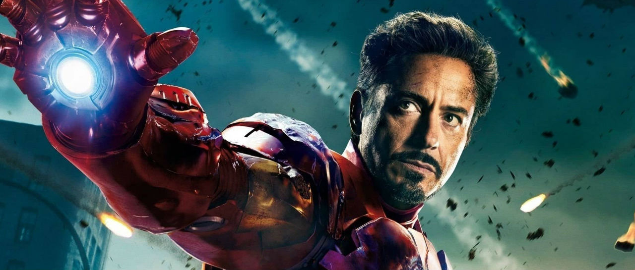 Iron Man Robert Downey Jr Atomix