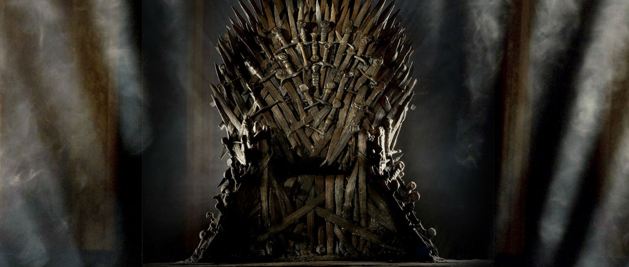 Iron Throne Atomix
