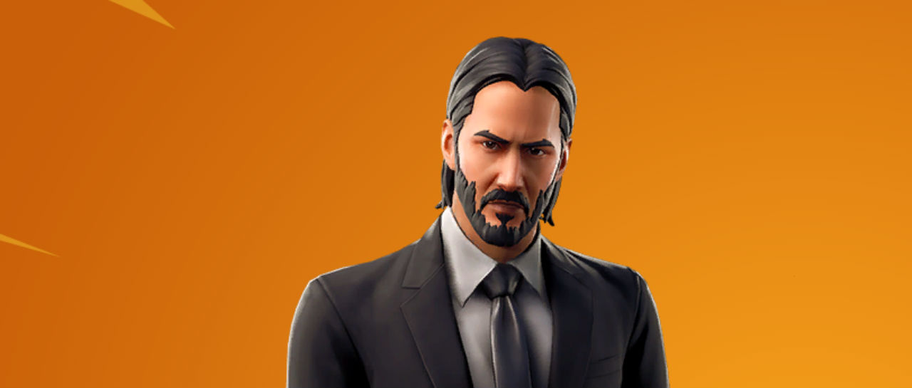 John Wick Fortnite Atomix