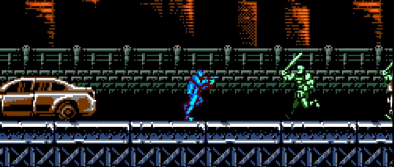 John Wick NES Atomix