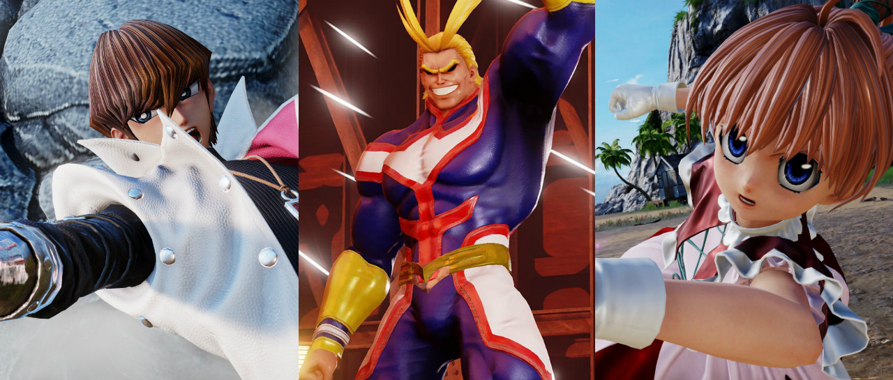 JumpForce_DLC_Characters