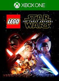 LEGO Force Awakens Xbox One