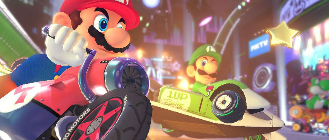 Mario Kart 8 Atomix
