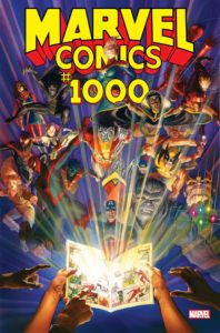 Marvel Comics 1000 Atomix
