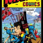 Marvel Mistery Comics Atomix 1