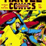 Marvel Mistery Comics Atomix 5