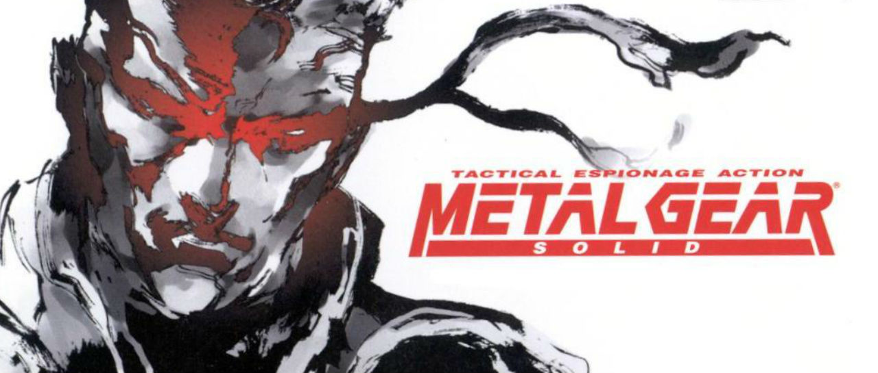 Metal Gear Solid psx Atomix