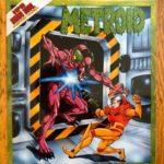 Metroid caricatura Atomix