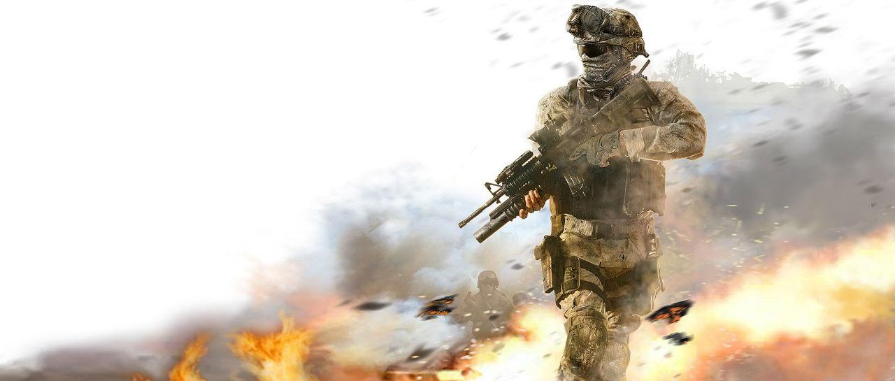 Modern Warfare 2 Atomix