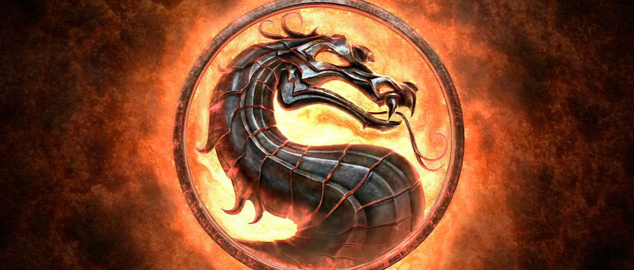 Mortal Kombat logo Atomix