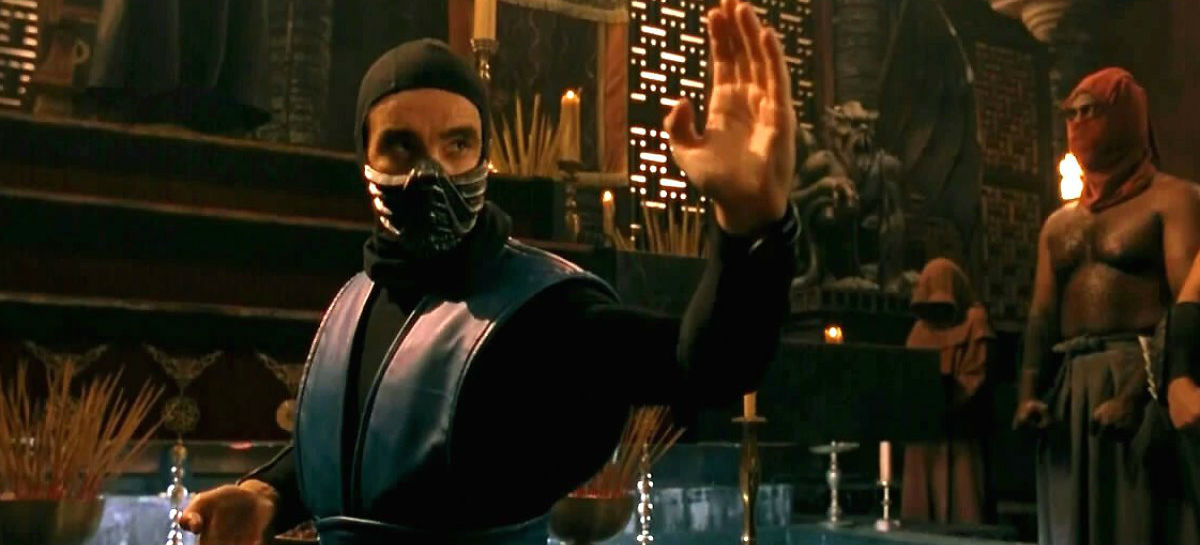 Mortal Kombat movie Sub-Zero Atomix