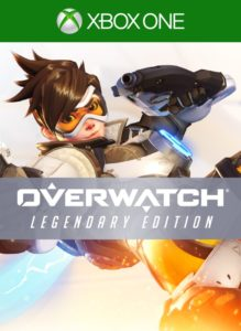 Overwatch Legenday Xbox One