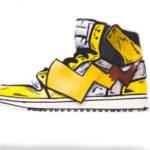Pikachu Air Jordans Atomix 2