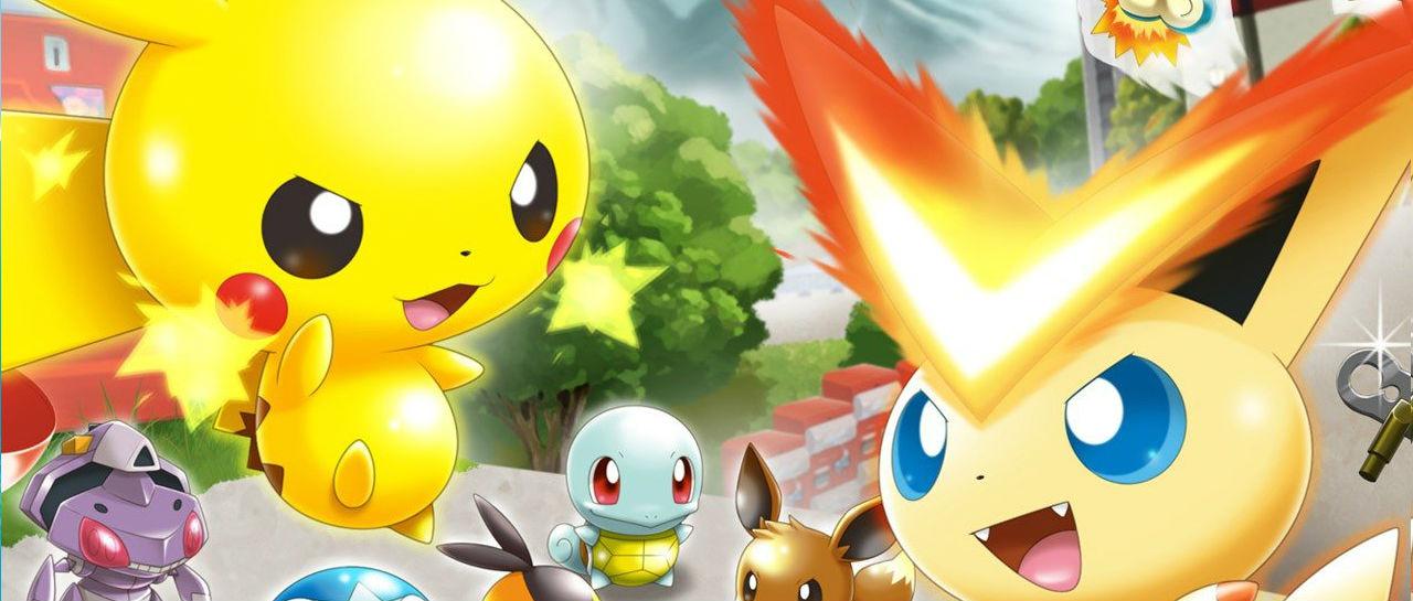 Pokemon Rumble Atomix 2