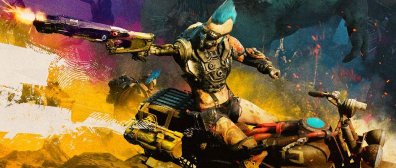 Rage 2 gold Atomix