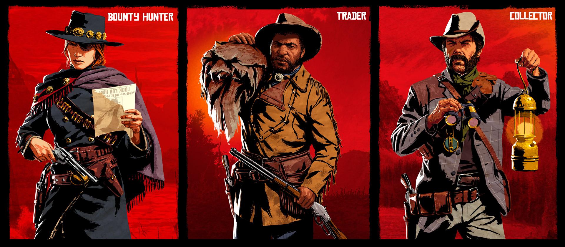 Red Dead Online Atomix 8