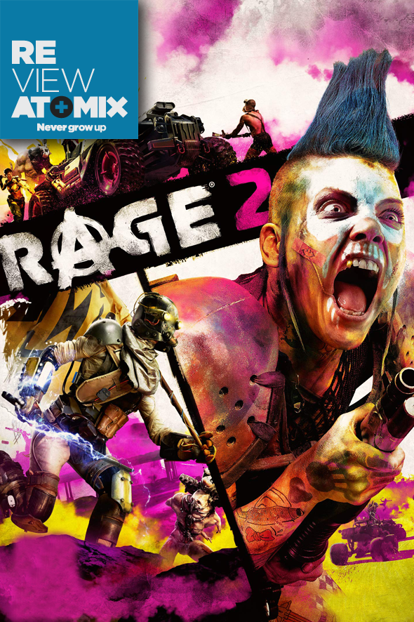 Review Rage 2