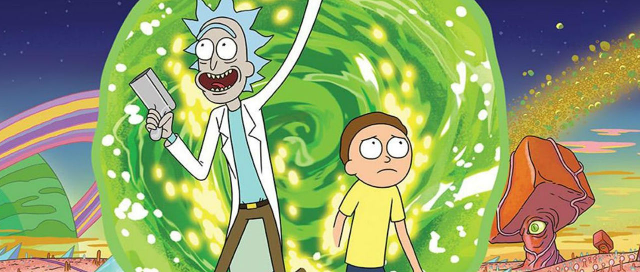 Rick and Morty Atomix