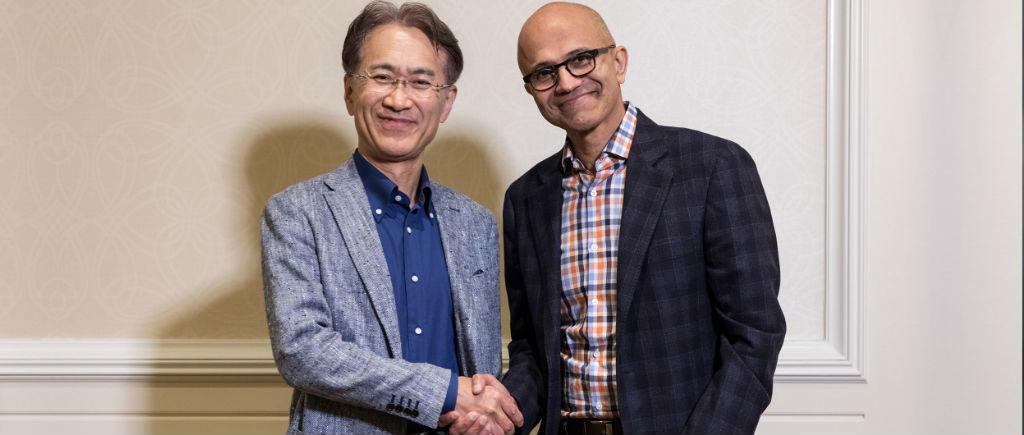 Sony y Microsoft Atomix 3