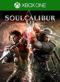 Soul Calibur IV Xbox One