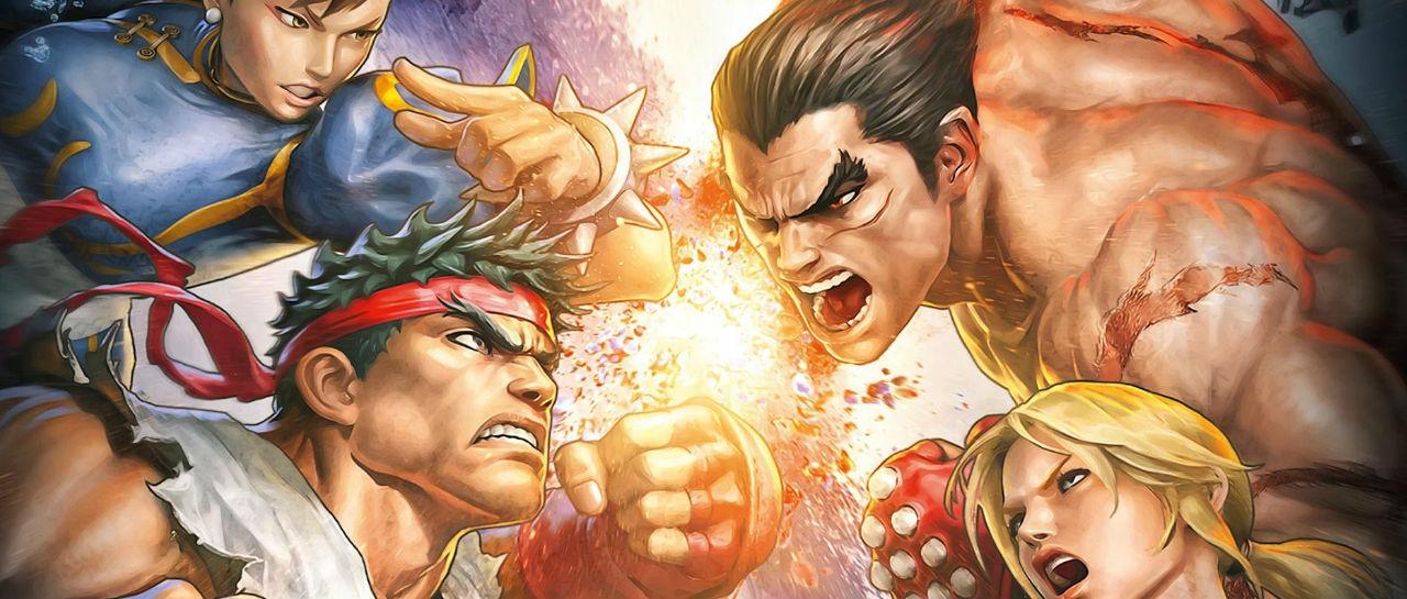 Street Fighter x Tekken Atomix