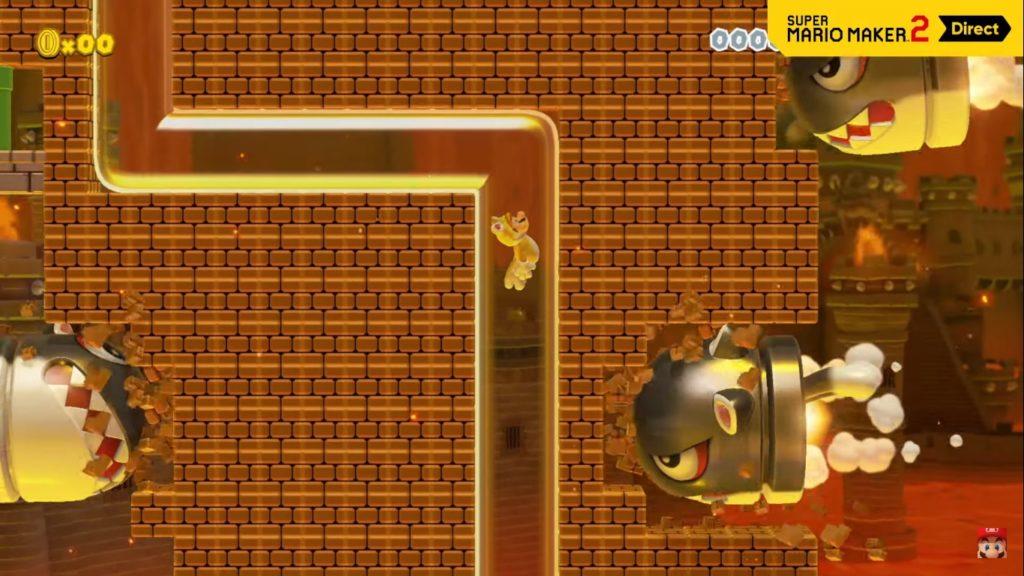 Super Mario Maker 2 3D World