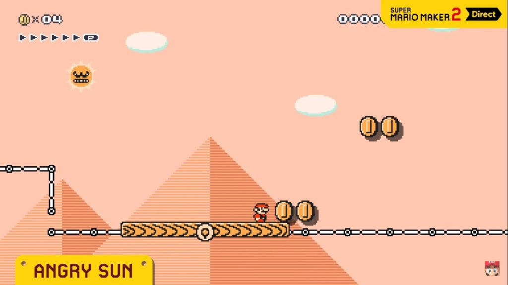 Super Mario Maker 2 Sol
