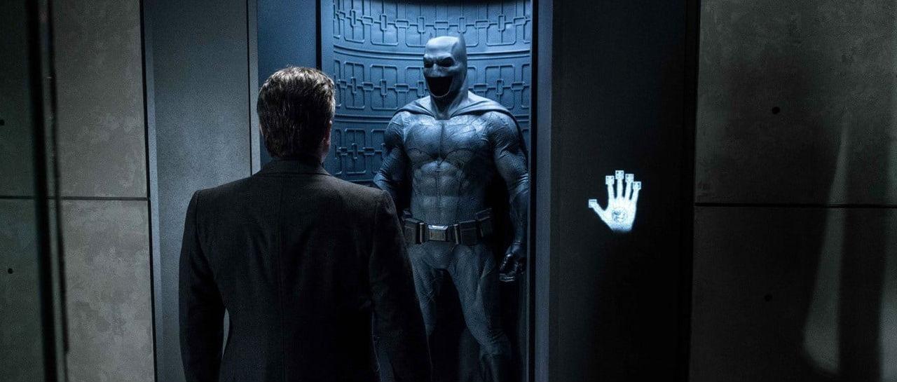 The Batman Affleck Atomix