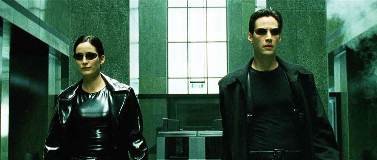 The Matrix Atomix