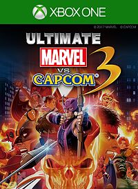 Ultimate MvC 3Xbox One