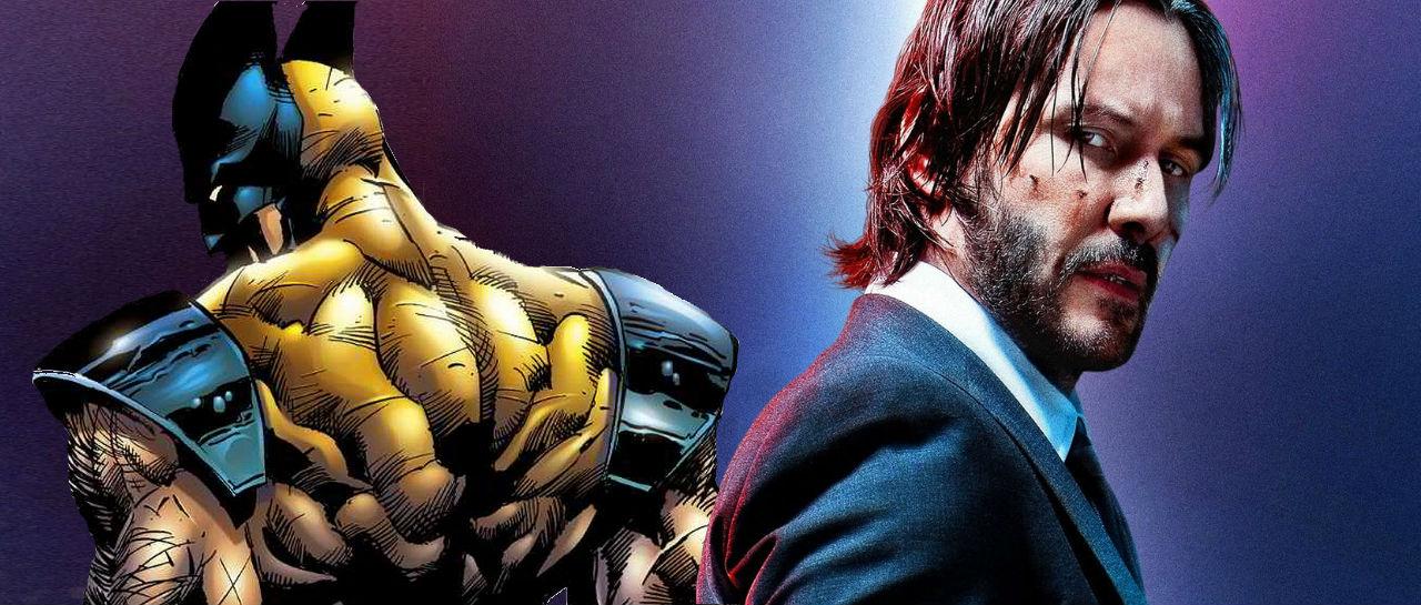 Wolverine Keanu Reeves Atomix 2