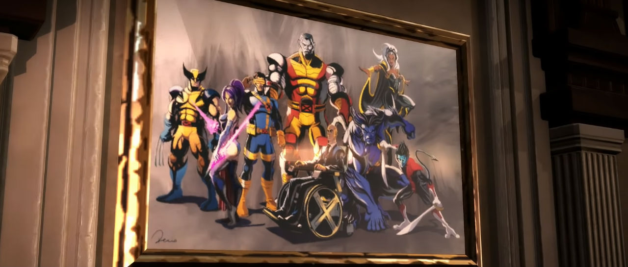 X-Men Marvel Ultimate Alliance Atomix