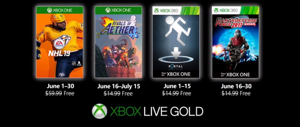 Revelados Los Juegos Gratuitos De Games With Gold Para Junio 2019 Atomix
