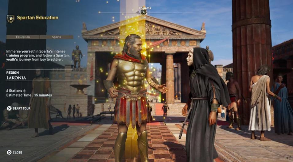 AC Odyssey Discovery E3 2019 Atomix