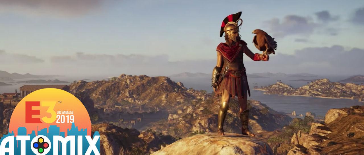 AC Odyssey E3 2019 Atomix