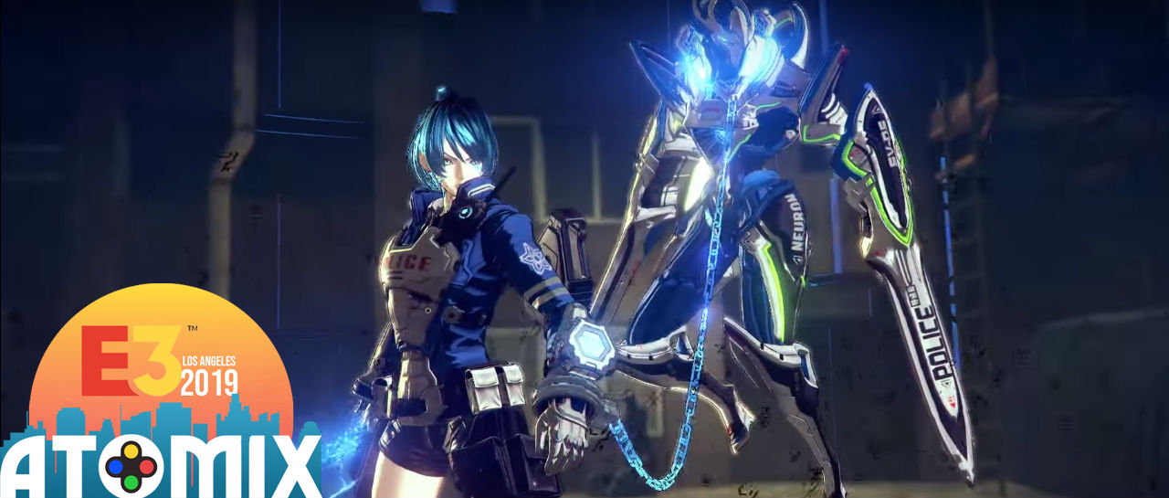 Astral Chain E3 2019 Atomix
