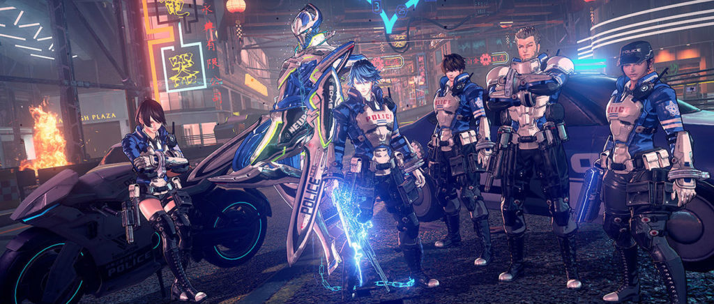 Astral Chain Switch Atomix