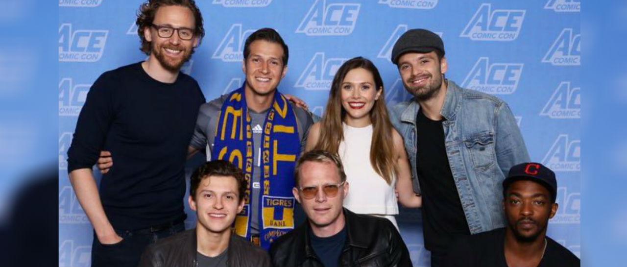Avengers Endgame 112 veces fan Atomix
