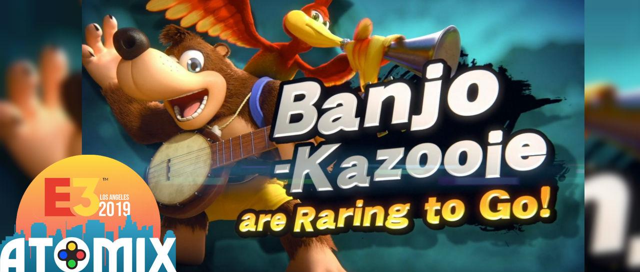 Banjo Kazooie Smash E3 2019 Atomix
