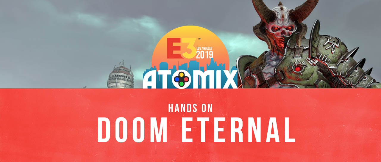 Banner Doom Eternal
