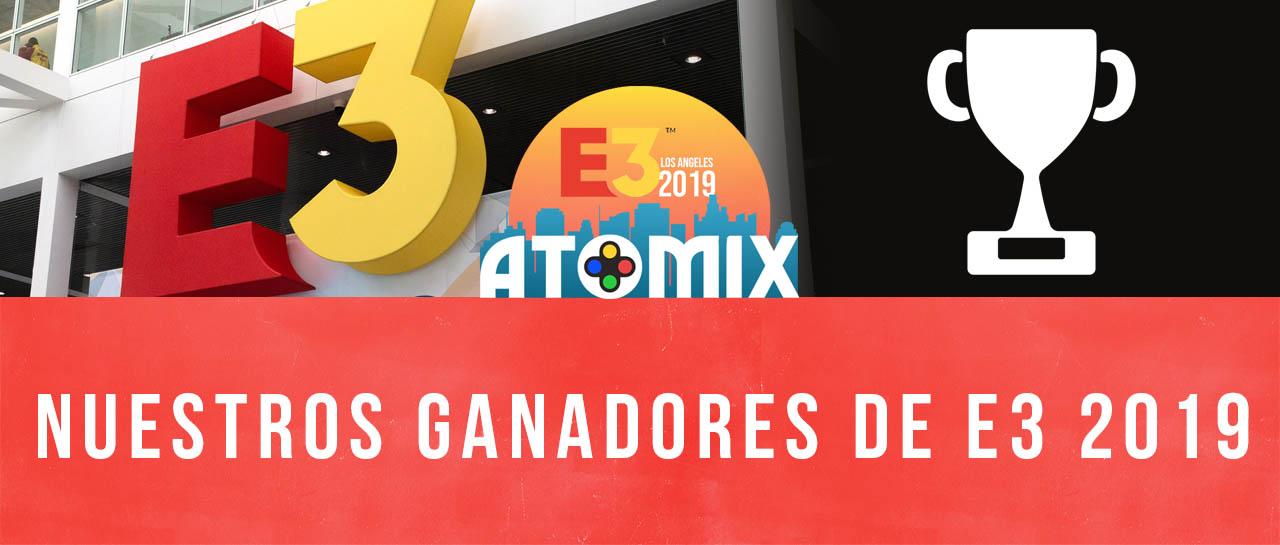 Banner E3 2019 Ganadores
