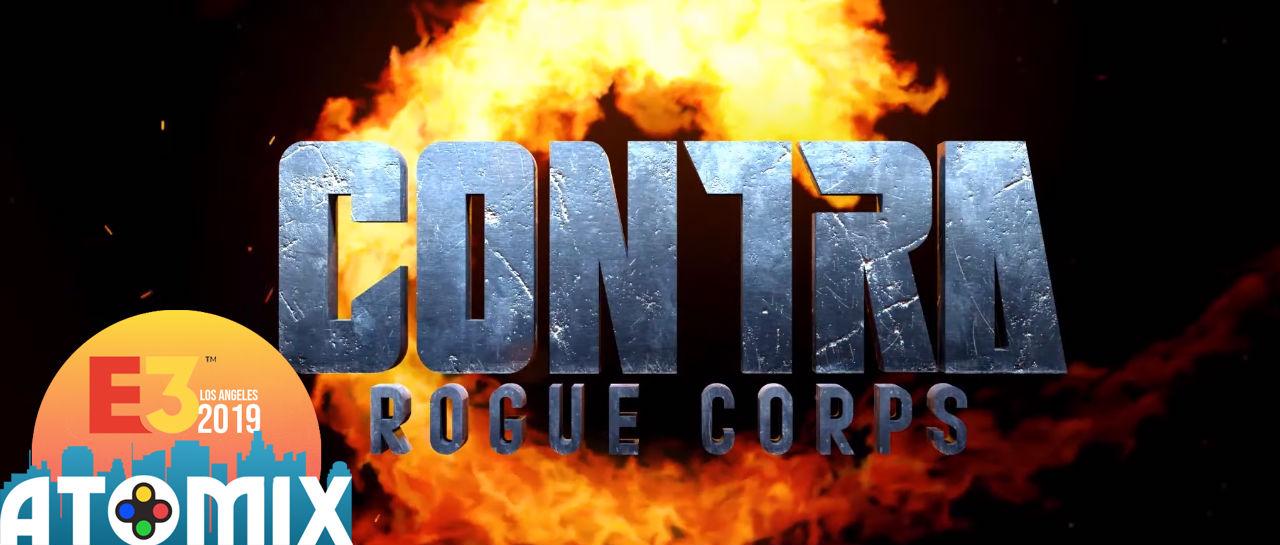 Contra Rogue Corps E3 2019 Atomix